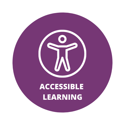 Accessible Learning Icon