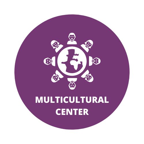 Multicultural Center Icon